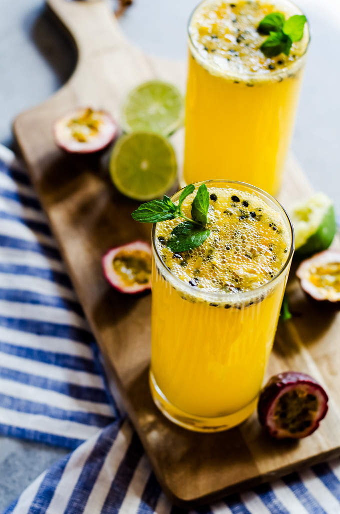 passion-fruit-mojito-recipe best summer cocktails