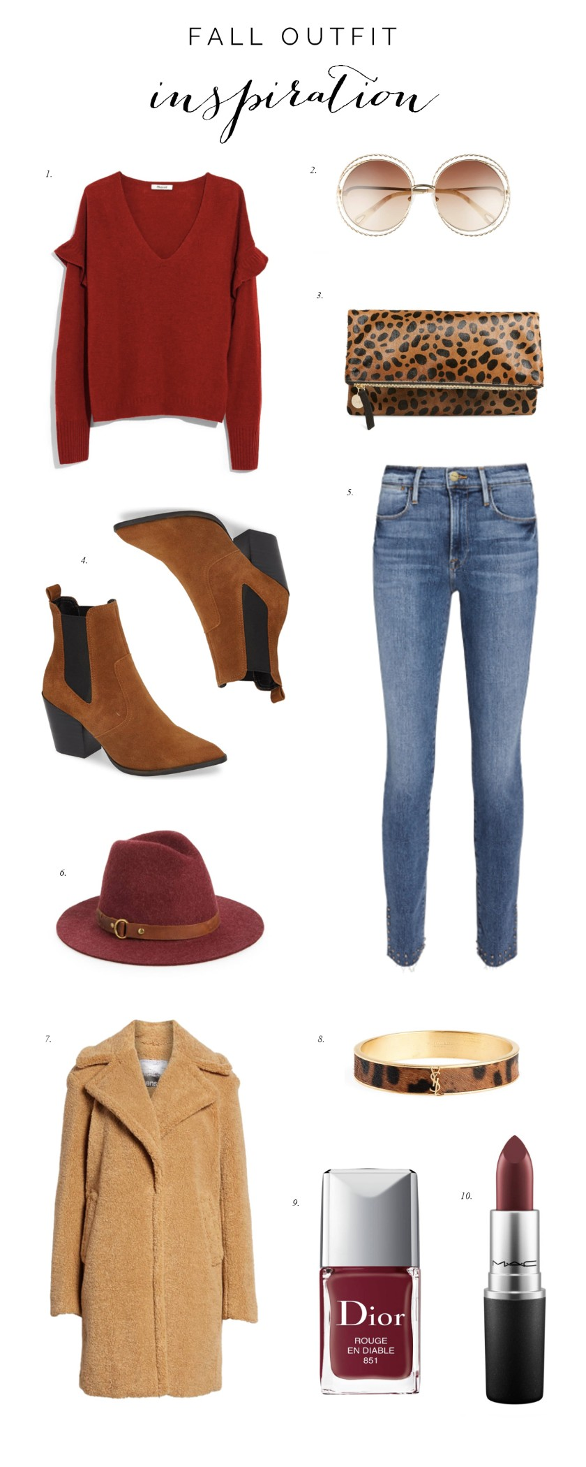 22715a56e8bc Friday Faves – Leopard and Neutral Fall Outfit Inspo | Style Elixir |  Bloglovin'