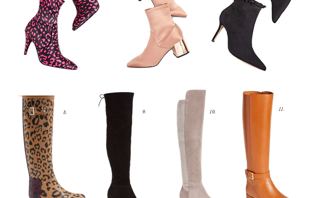 Friday Faves – Best 2018 Fall Boots