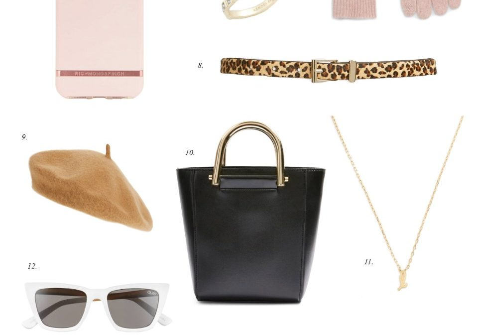 Friday Faves: 20 Best Fall Accessories Under $100