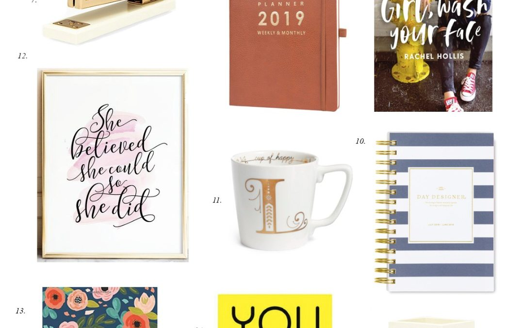 Friday Faves: The Best 2019 Planners To Kick Your Goals