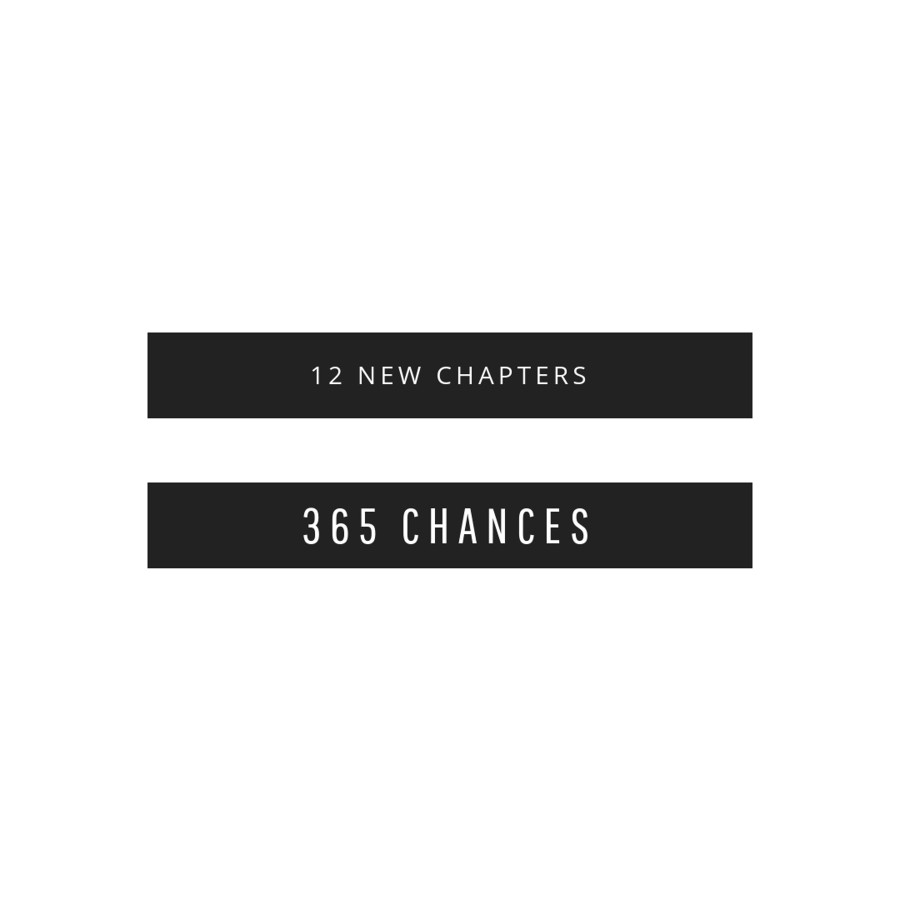 new year quote 12 chapters 265 chances