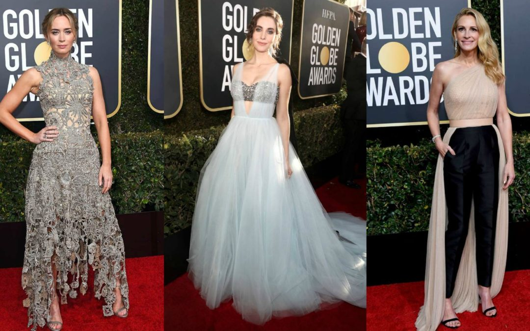 Style Sessions – 2019 Golden Globes Fashion