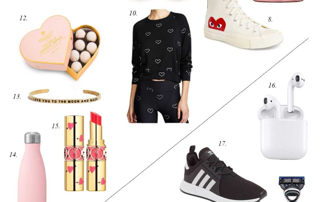 Friday Faves: Valentine's Day Gift Ideas For Him and Her