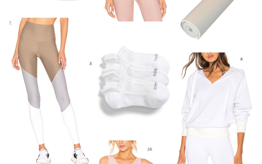 Friday Faves: Neutral Stylish Activewear