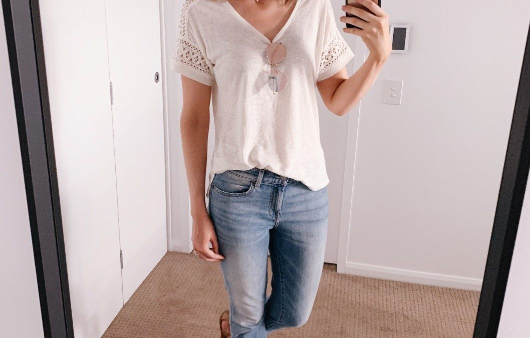 Style Sessions – Casual Weekend Outfit Idea