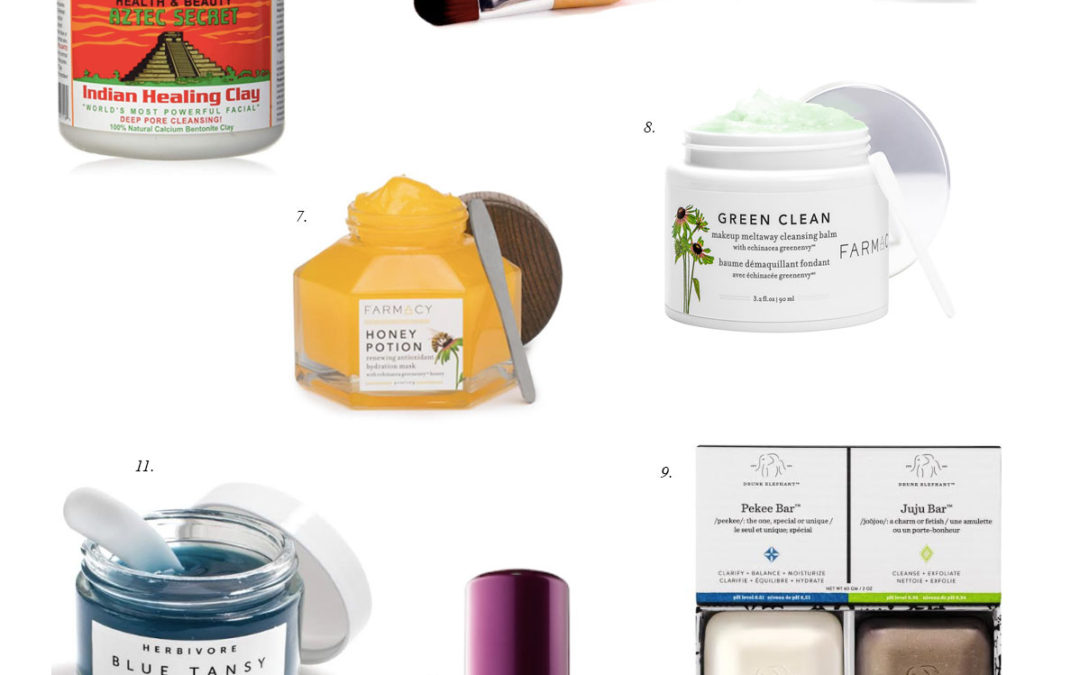 Friday Faves – 16 Best Natural Skincare Products