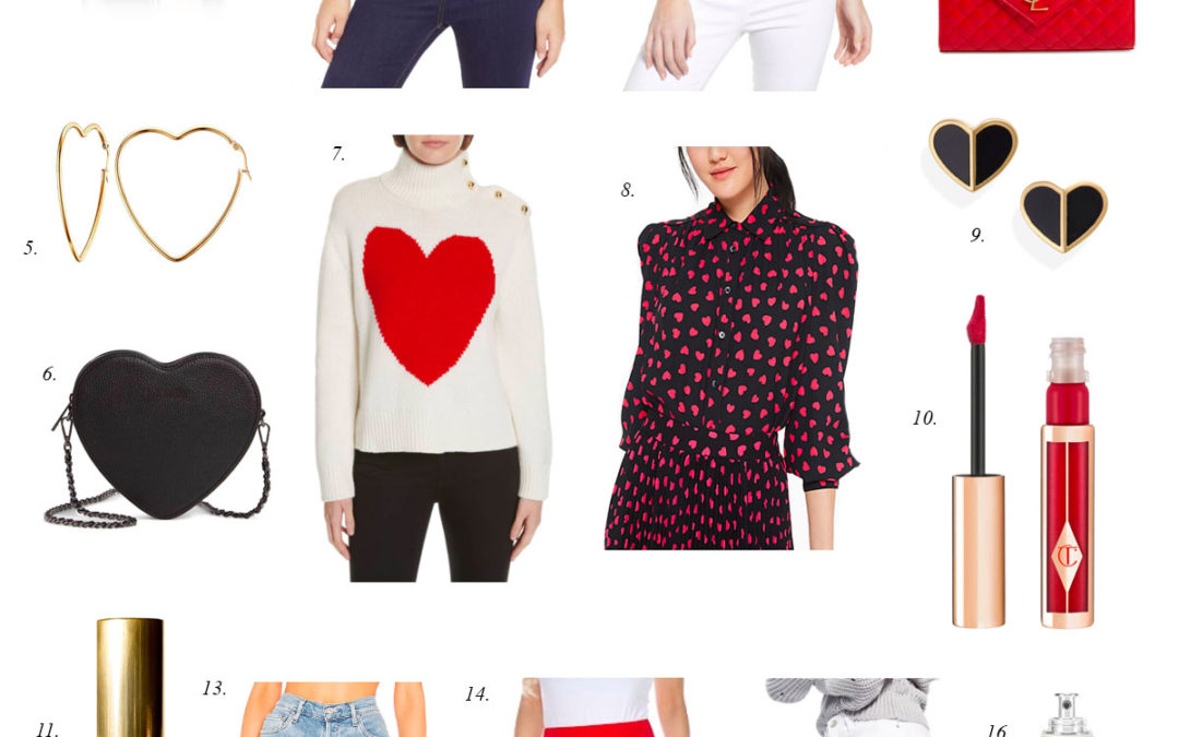 Friday Faves: 20 Valentine's Day Outfit Ideas