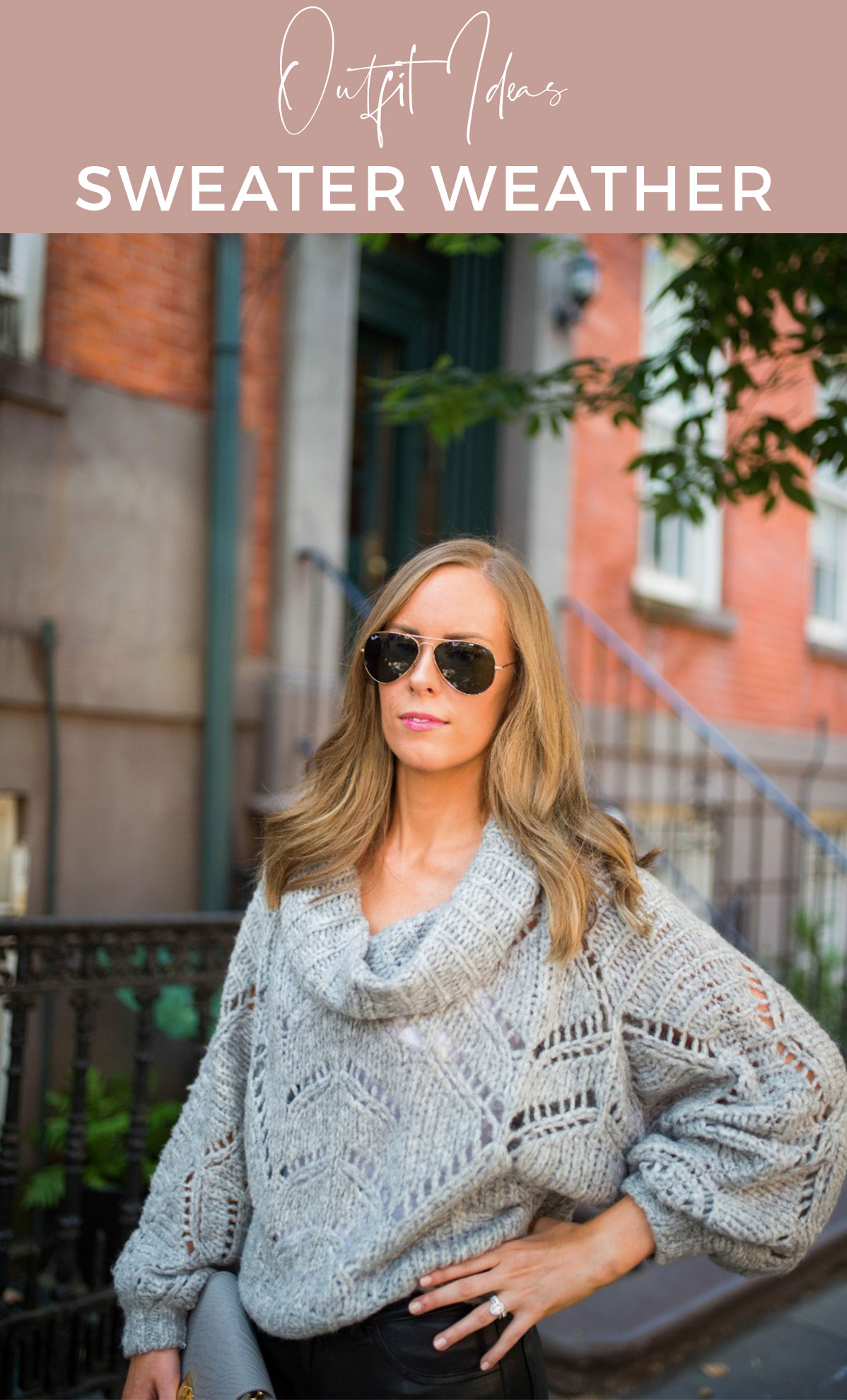 sweater-weather-outfits-grey-chunky-knit-sweater-pinterest-street-style-new-york-fashion-blogger-style-elixir-lauren-slade