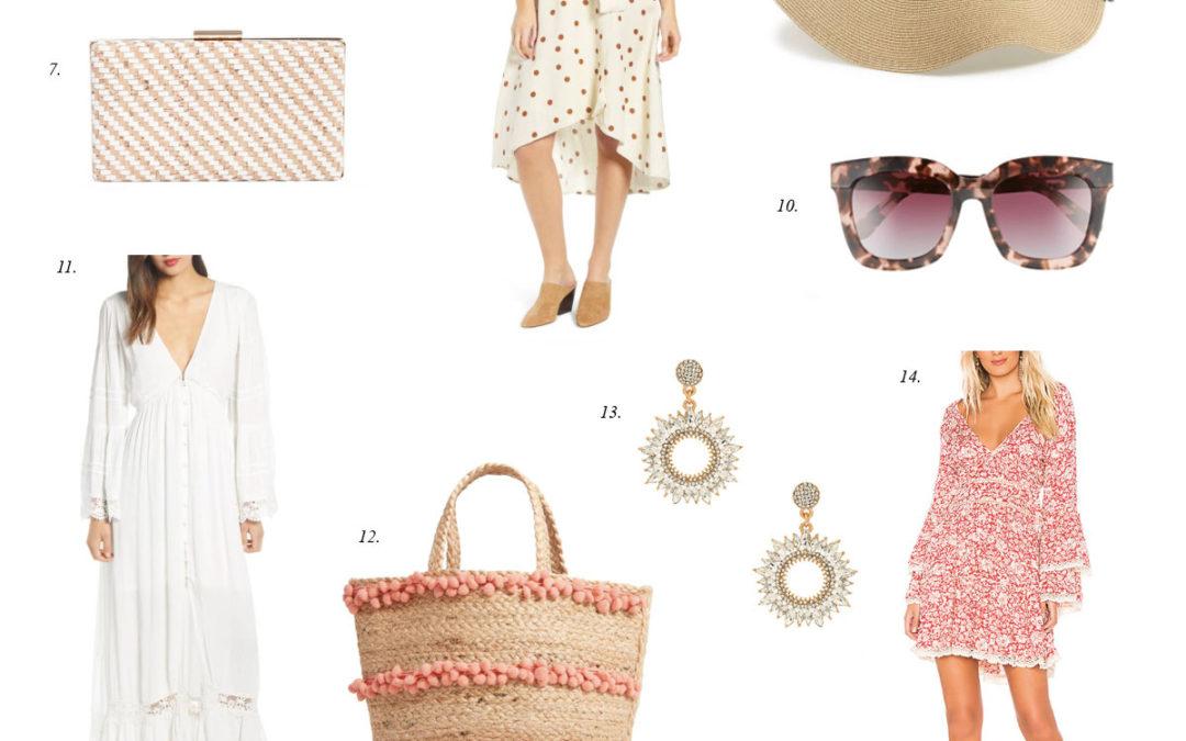 Friday Faves: Spring Style – Boho Fashion