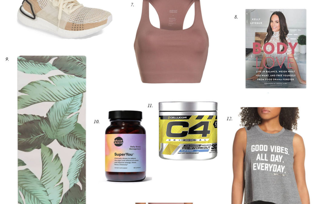 Friday Faves: 20 Stylish Fitness Essentials Every Girl Needs