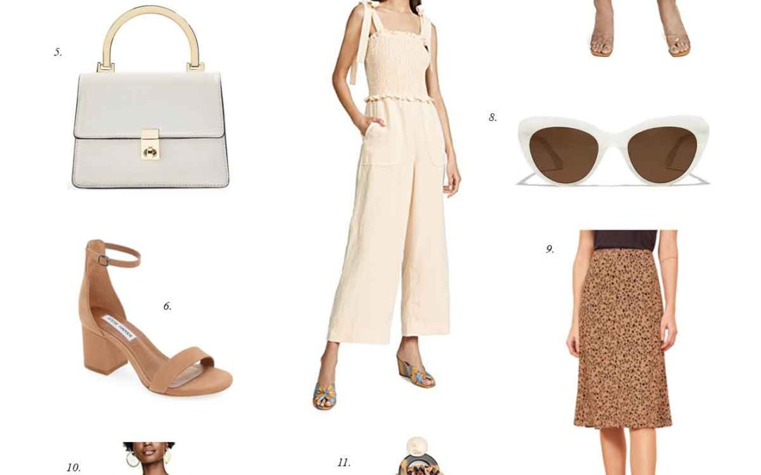 Friday Faves: Spring Neutral Outfits