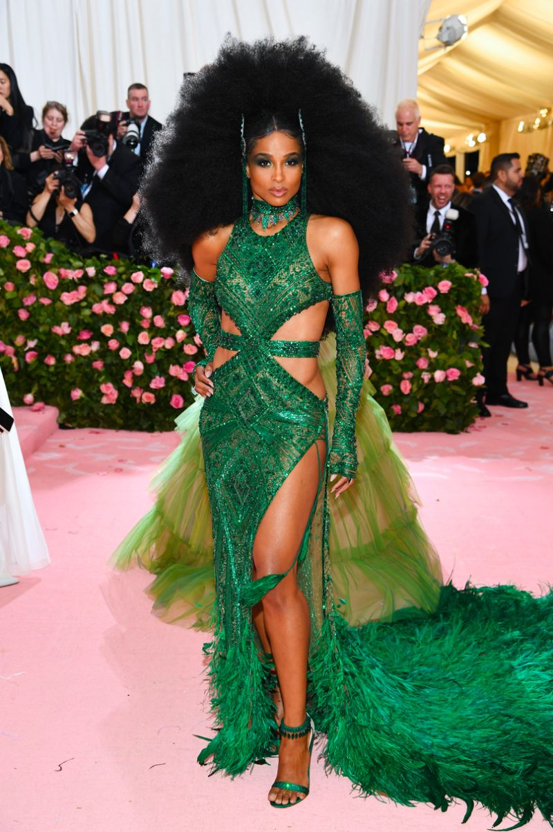 Ciara met gala 2019 fashion