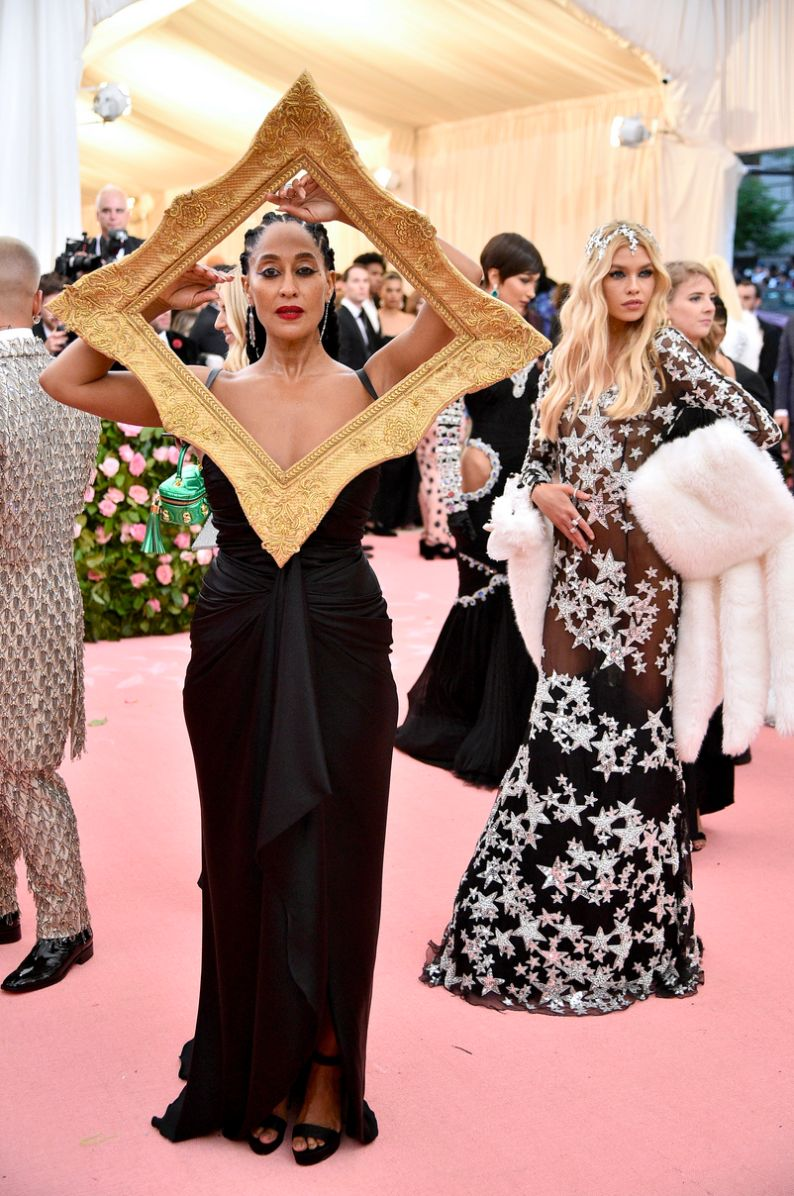Tracee Ellis Ross met gala 2019 fashion