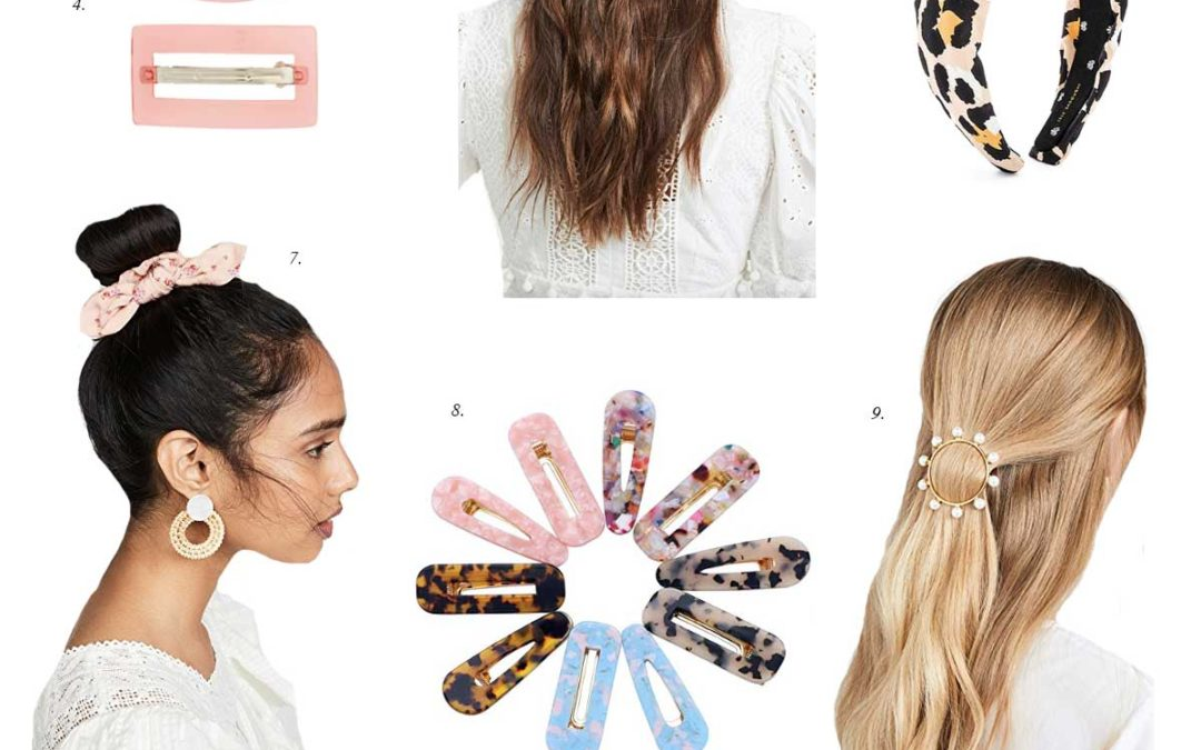 Friday Faves: 15 Hair Accessory Trend Ideas