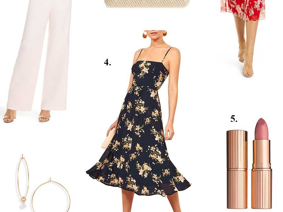 Friday Faves – Stylish Wedding Guest Outfit Ideas
